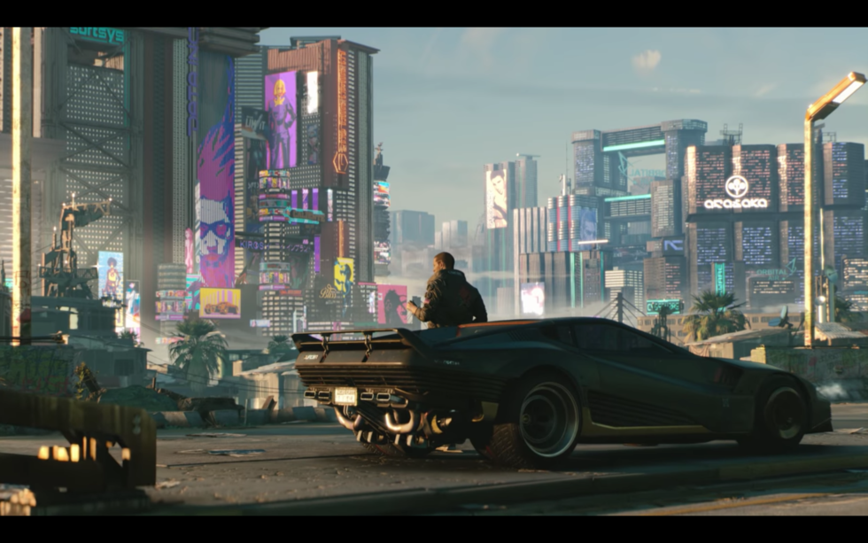Cyberpunk 2077 has been delayed again—this time to November [Updated]