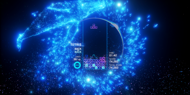 The Tetris Effect is the trippy block-stacking game we didn't know