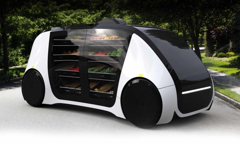 Forget deliveries—this firm wants to bring a grocery store to your driveway