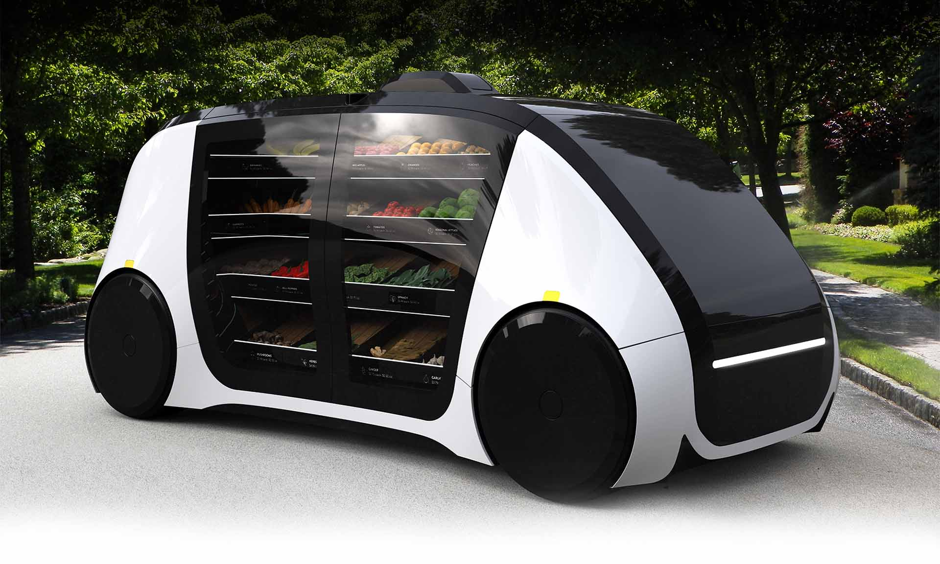 Forget Deliveries This Firm Wants To Bring A Grocery Store