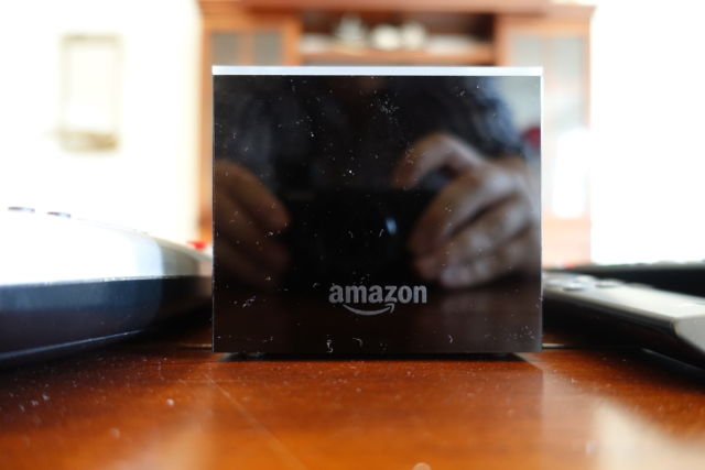 Amazon's Fire TV Cube.