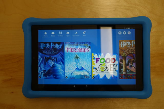 Amazon is turning its Fire tablets into portable Echo Shows