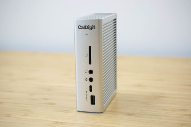 CALDIGIT'S TS3 PLUS IS A VERSATILE THUNDERBOLT 3 DOCK FOR DESKTOPS THAT NEED MORE CONNECTIVITY.
