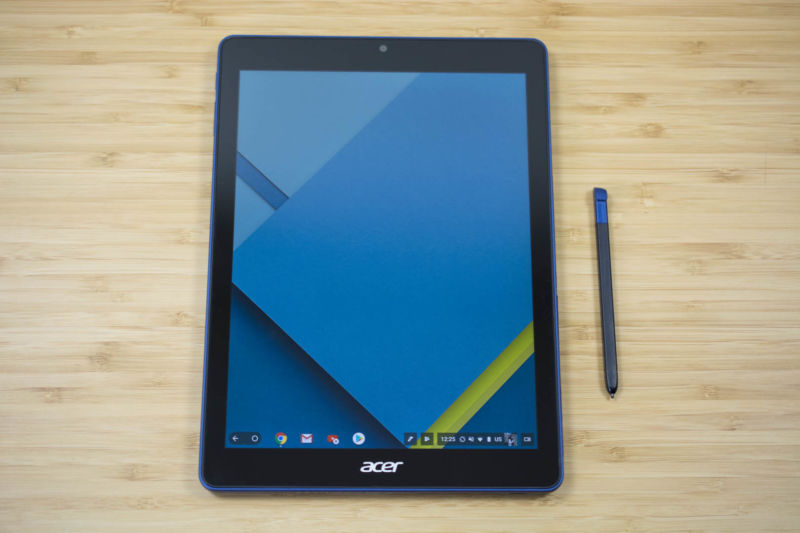 acer chromebook tab 10 review take one for chrome os on. Black Bedroom Furniture Sets. Home Design Ideas