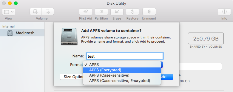 Reminder: macOS still leaks secrets stored on encrypted drives