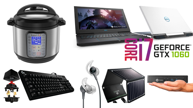 Dealmaster: Get a Dell laptop with a six-core Core i7 and