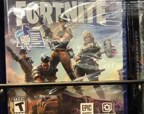 Players Paying Up To 450 For Disc Based Copies Of Fortnite Ars