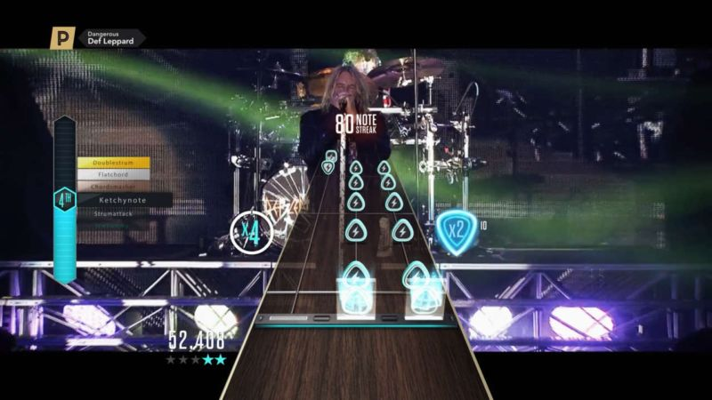 Get used to never seeing this Guitar Hero TV screen (or any like it) starting in December.