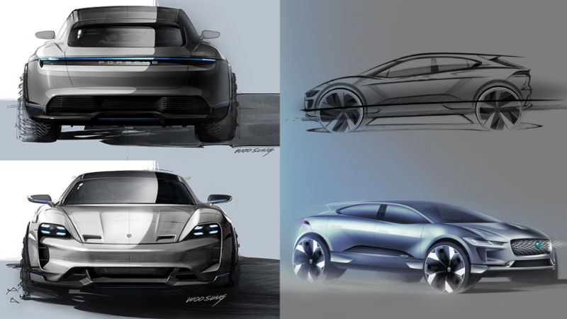 """Change like we've not seen in decades""—high-end auto designers go electric"