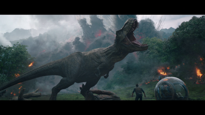 Jurassic World: Fallen Kingdom review: This nonsense has gone full