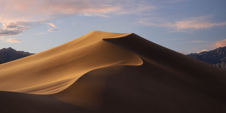 photo image macOS Mojave: A visual tour of Dark Mode and other major features