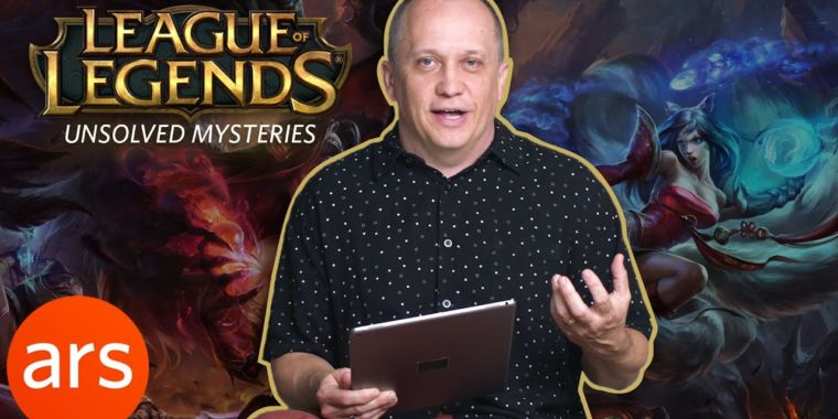 Video: Looking behind the scenes of League of Legends with its lead