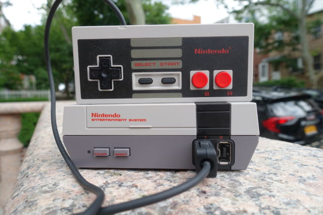 nes classic edition 2018 release date