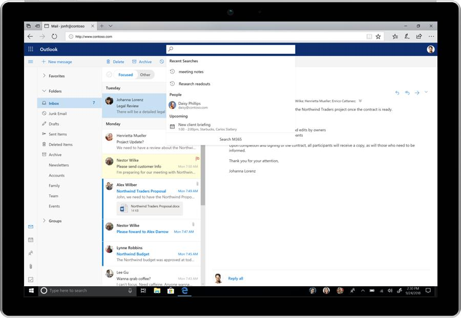 Microsoft rebuilding the Office interface to align it across
