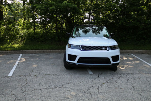 All SUV, all of the time: The Range Rover Sport reviewed
