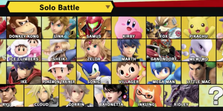Smash Bros  Ultimate hands-on: We put new fighters, new features to
