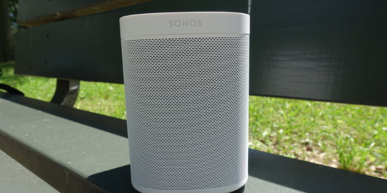 photo image Sonos rolls out AirPlay 2 to its newest speakers