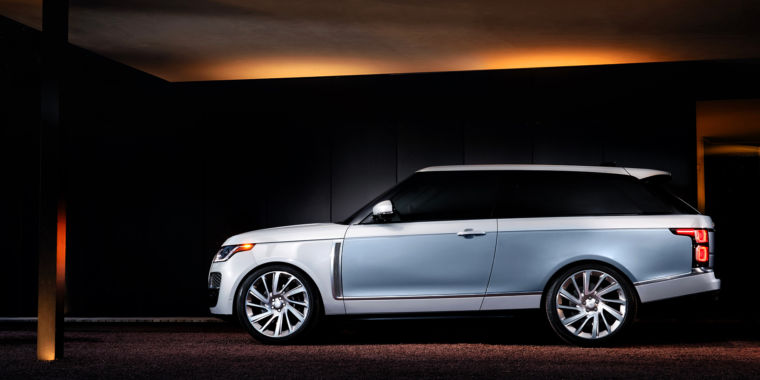 Got $360K burning a hole in your pocket? Check out the Range Rover SV Coupe thumbnail