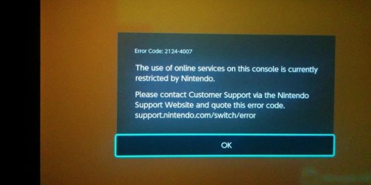 Inside Nintendo S Perfect Method For Detecting Online Switch