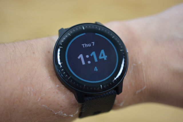 ab04e3f5 Garmin's new Vivoactive 3 Music is the best competitor to the Apple ...