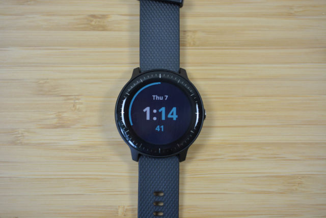 The Garmin Vivoactive 3 Music.