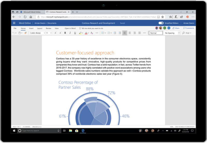 Microsoft Releases Office 2019 for Mac Preview