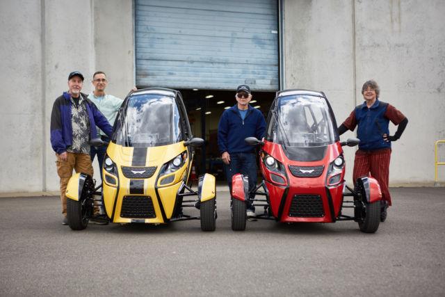 "Arcimoto raised $19 million to build ""fun utility vehicles"
