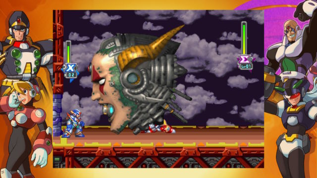 A quick word on which versions of Mega Man X Legacy