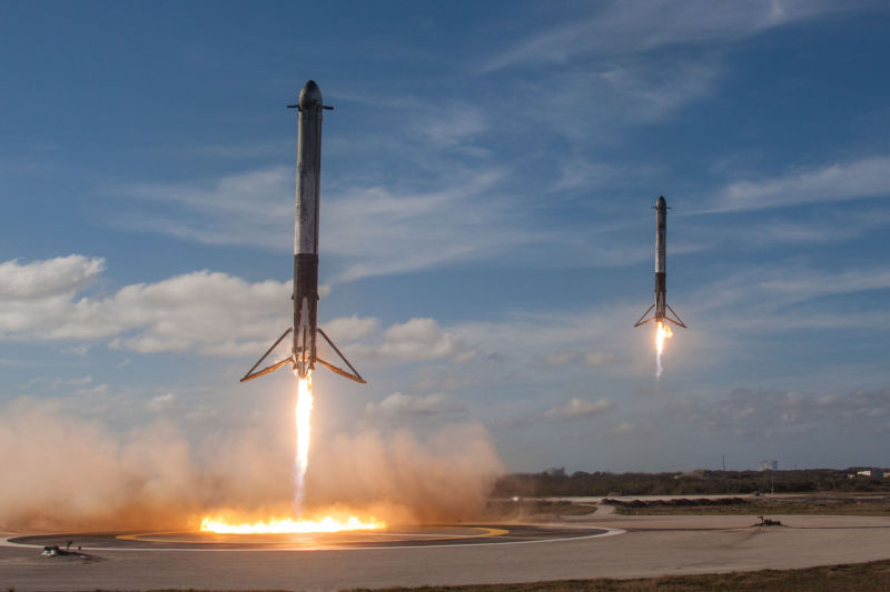 Congress has recognized the promise of reusable rockets.