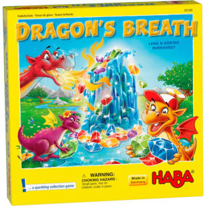 <em>Dragon's Breath</em> won for best children's game.