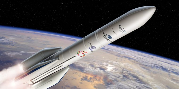 "Europe's ""best answer"" to competition from SpaceX slips again will cost more – Ars Technica"