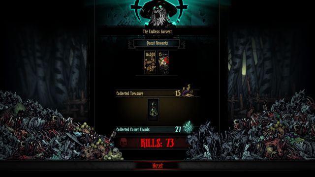 Two years later, Darkest Dungeon is completely different for
