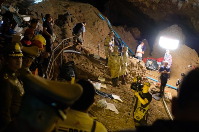 Risky Thailand cave rescue relied on talent, luck—and on