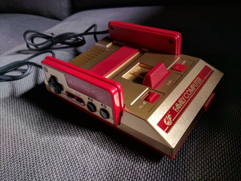 Say hello to Nintendo's weirdest and possibly most limited classic-mini release yet: the Shonen Jump 50th Anniversary Famicom Classic Mini.