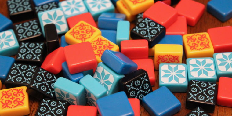 Review: Azul, board game of the year?