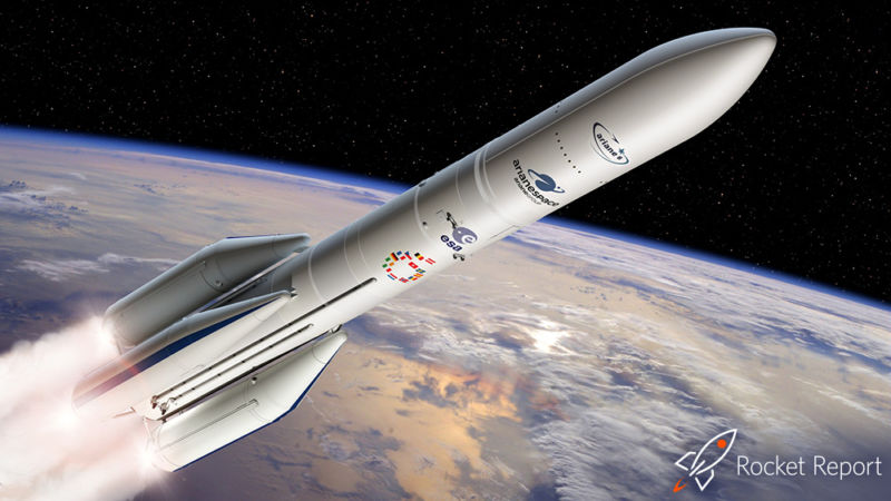Rocket Report: SpaceX Doubles Up, European Resistance