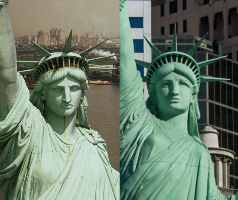 Post Office owes $3 5M for using wrong Statue of Liberty on