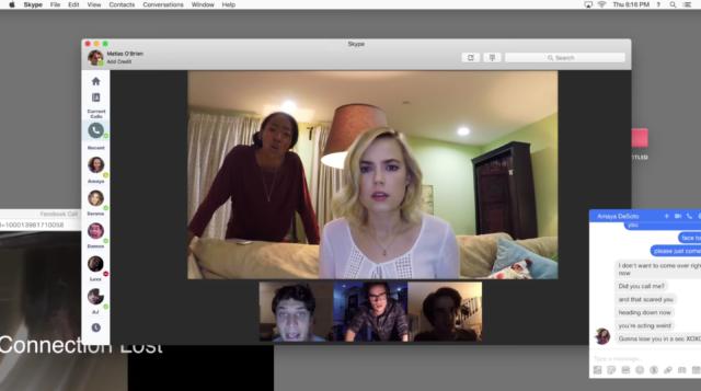 Unfriended Dark Web Wardrives Straight Into The Bad Tech Film Toilet Ars Technica