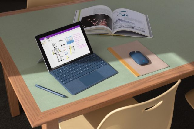 The Surface Go reviews are in, and… they're a bit all over