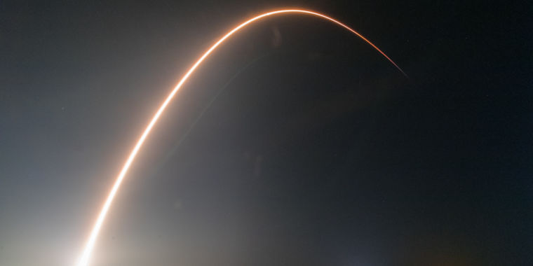 Watch live: SpaceX seeks to tie its record for most launches in a year