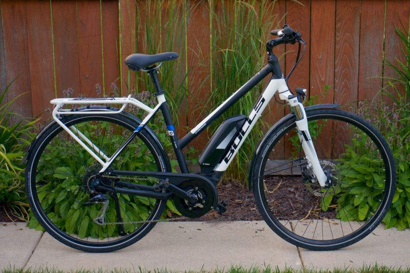 Electric Bike Review >> Faster And Farther Bulls Cross E8 Electric Bike Review