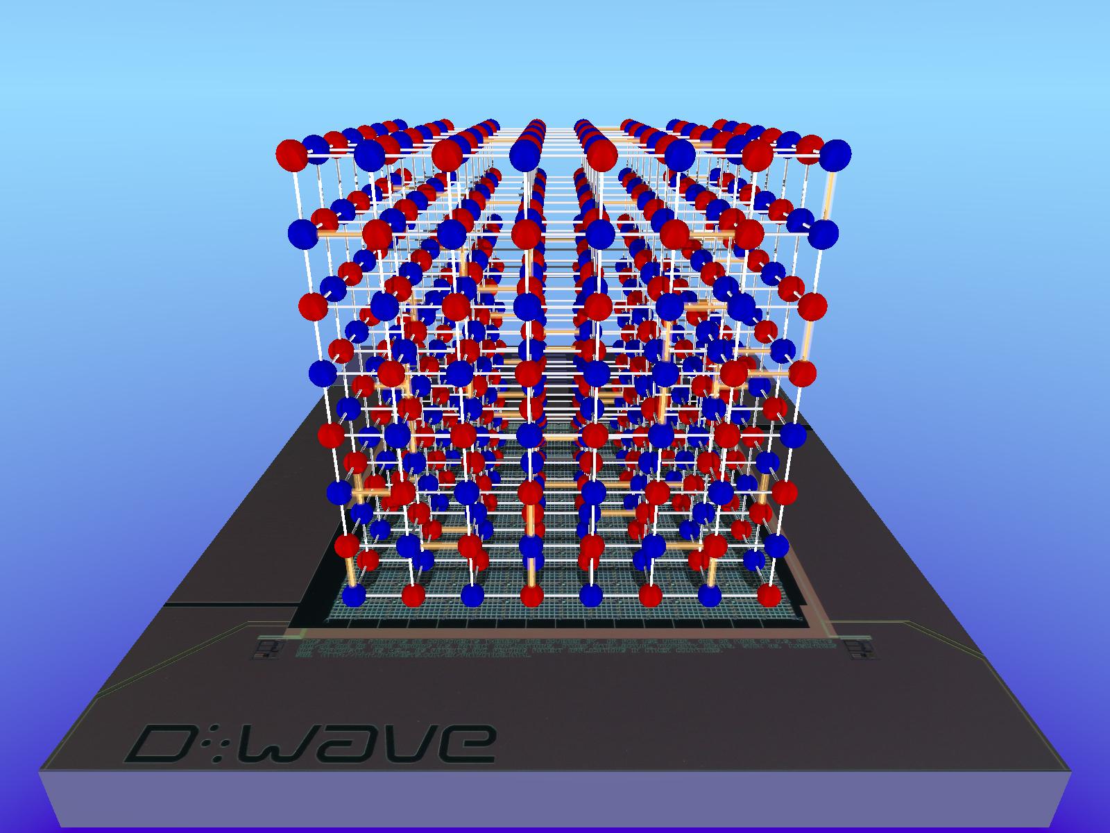 D-Wave's quantum computer successfully models a quantum