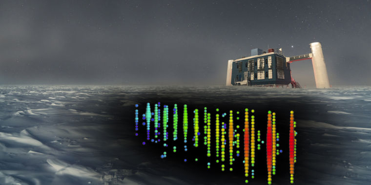 IceCube Spots a Neutrino Source: A Black Hole Jet Pointed at Earth