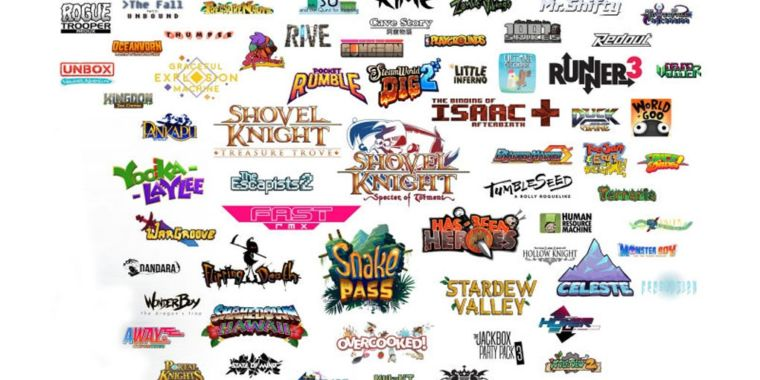 Many more indie games will be coming to Switch if Nintendo has its way
