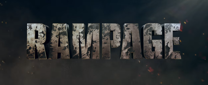 Rampage is the awesome Jurassic World sequel we got—but didn't deserve