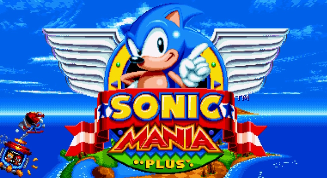 sonic mania plus review a fine master quest for the. Black Bedroom Furniture Sets. Home Design Ideas