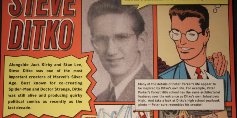 Marvel Comics legend, Spider-Man co-creator Steve Ditko found dead at 90