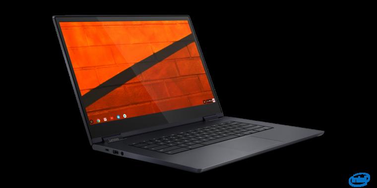 Lenovo pushes Chromebooks upmarket with the Yoga Chromebook   Ars