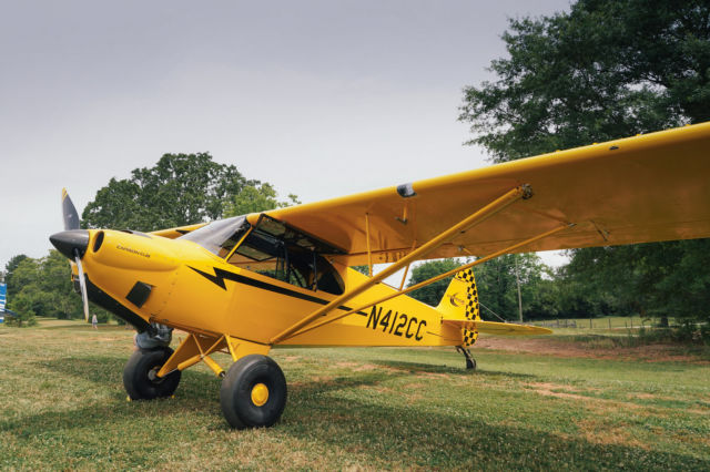 One man designed and built the ultimate bush plane | Ars