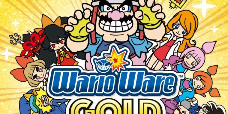 """WarioWare Gold: A fine example of Nintendo's weird """"end of"""